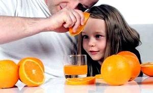 Авитаминоз у детей и как предупредить его появление.