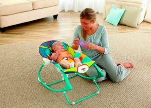 Чем занять новорожденного