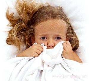 Детские кошмары – как с ними справиться?