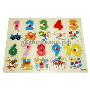 Игры для малышей от 1 до 3.