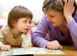 Общение с детьми - нужно ли разговаривать с младенцами?